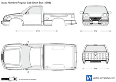 Isuzu Hombre Regular Cab Short Box