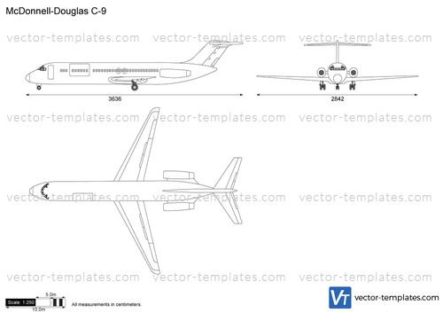 McDonnell Douglas C-9