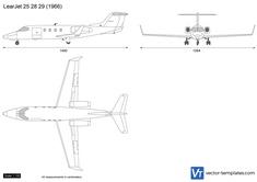 LearJet 25 28 29