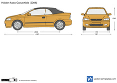 Holden Astra Convertible