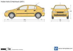 Holden Astra G Hatchback