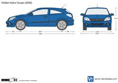 Holden Astra Sport Hatch