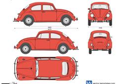 Volkswagen Beetle 'Super Beetle'