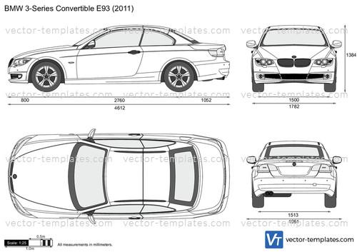 BMW 3-Series Convertible E93