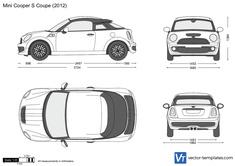 Mini Cooper S Coupe R58