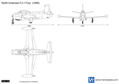 North American FJ-1 Fury