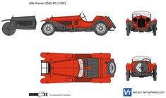 Alfa Romeo 2300 8C