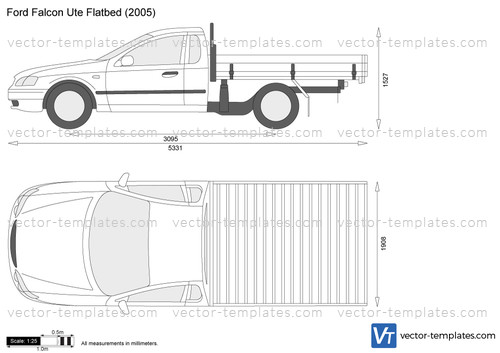templates - cars - ford