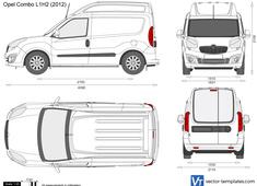 Opel Combo D L1H2