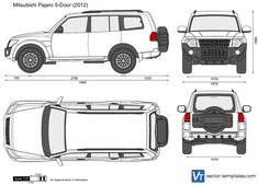 Mitsubishi Pajero 5-Door