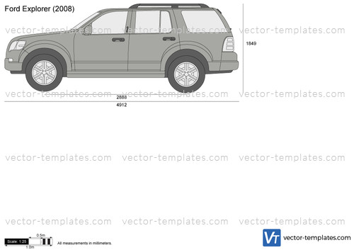 templates cars ford ford explorer