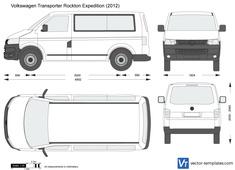 Volkswagen Transporter T5 Rockton Expedition