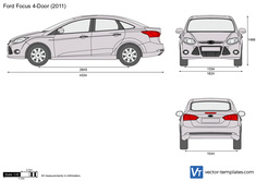 Ford Focus 4-Door