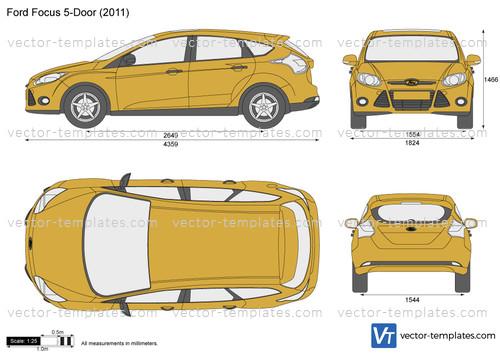 Ford Focus 5-Door