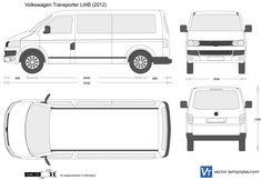 Volkswagen Transporter T5.2 LWB