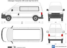 Volkswagen Transporter T5.2 LWB Combi High Roof