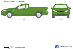 Ford Falcon FG Ute XR