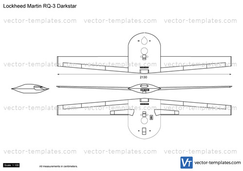 Lockheed Martin RQ-3 Darkstar