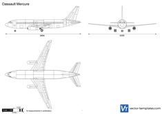 Dassault Mercure