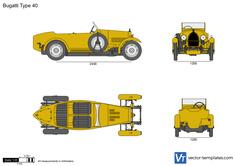Bugatti Type 40