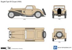 Bugatti Type 55 Coupe