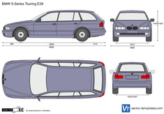 BMW 5-Series Touring E39
