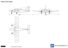 Piper PA-23 Aztec