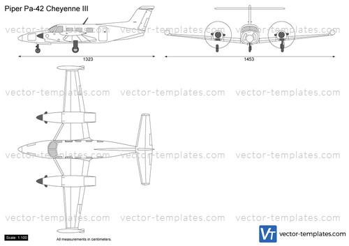 Piper PA-42 Cheyenne III