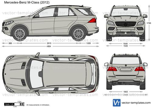 Mercedes-Benz M-Class W166