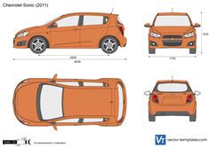 Chevrolet Sonic 5-Door
