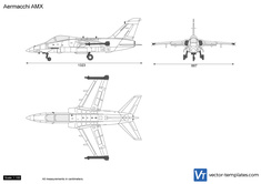 Aermacchi AMX