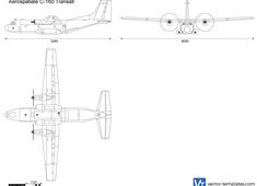 Aerospatiale C-160 Transall