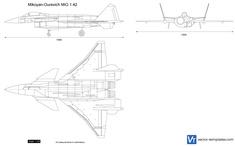 Mikoyan-Gurevich MiG 1.42