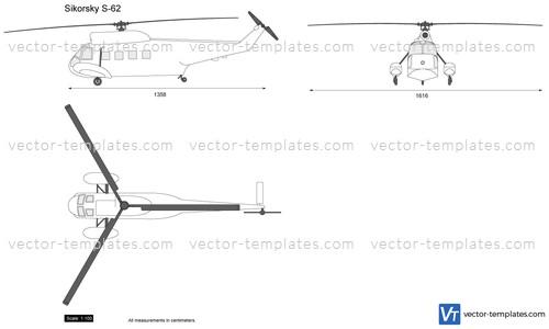 Sikorsky S-62