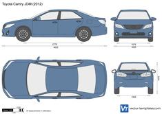 Toyota Camry JDM