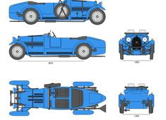 Bugatti Type 43 Grand Sport