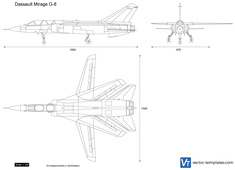 Dassault Mirage G-8