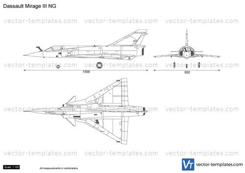 Dassault Mirage III NG