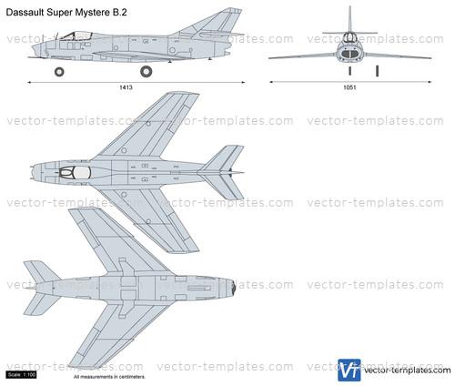 Dassault Super Mystere B.2