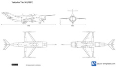 Yakovlev Yak-36 Freehand