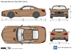 Mercedes-Benz SL-Class R231