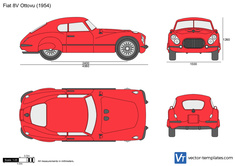 Fiat 8V Ottovu