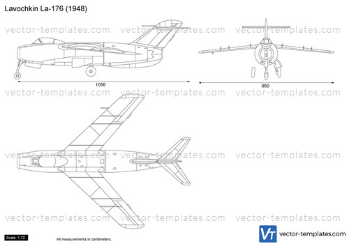Lavochkin La-176
