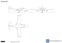 Cessna 407