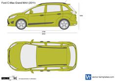 Ford C-Max Grand MAV