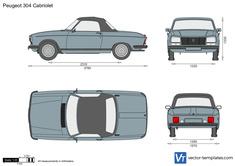 Peugeot 304 Cabriolet
