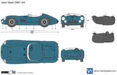 Aston Martin DBR1 300