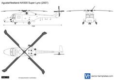 AgustaWestland AW300 Super Lynx