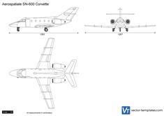 Aerospatiale SN-600 Corvette