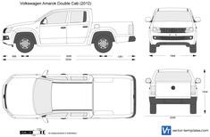 Volkswagen Amarok Double Cab